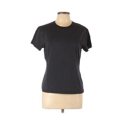 Zorrel Active T-Shirt: Black Sol...