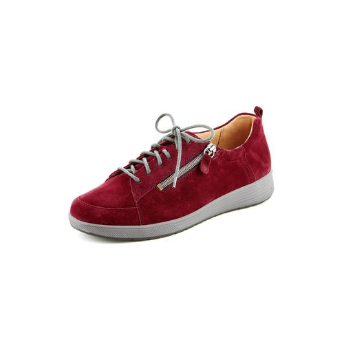 Ganter Damen Ganter-Prophylaxe-Sneaker Rot