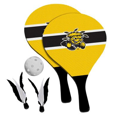 Wichita State Shockers 2-in-1 Birdie Pickleball Paddle Game