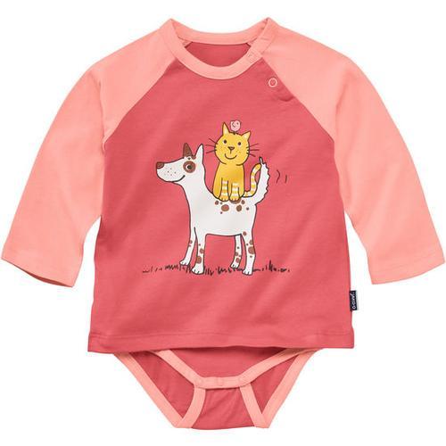 Bodyshirt, rosa, Gr. 68/74
