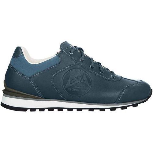 LOWA Damen Sneaker TEGERNSEE Ws, Größe 42 in Navy