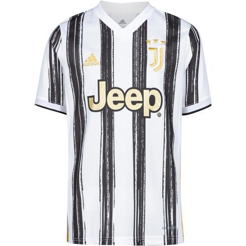adidas Juventus Turin 20/21 Heim Trikot Kinder in white, Größe 152