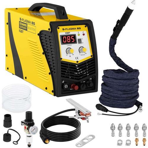 CNC Plasmaschneider Plasmacutter 400 V Plasmaschneidegerät Plasma 85 A 27 mm