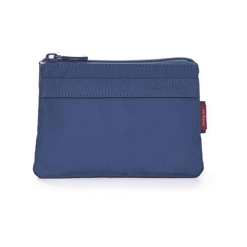 Follis Frank M Kreditkartenetui RFID 15 cm Hedgren dress blue