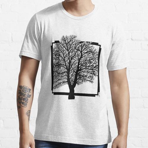 Holzrahmen Essential T-Shirt