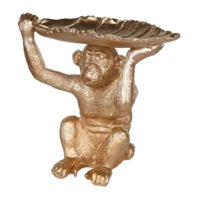 Housed - Golden Monkey with Leaf...