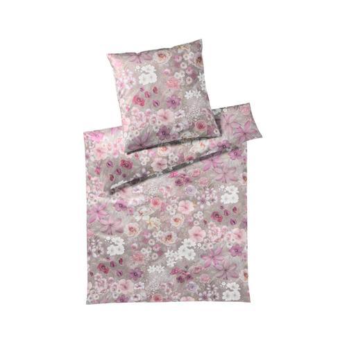 Elegante Comfort-Satin »Marvelous« Light Rose 2283-07 Bettwäsche /