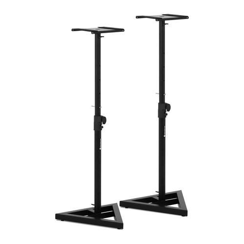 Singercon Lautsprecherständer - 1 Paar - bis 40 kg - 83 bis 115 cm CON.SPS01S2