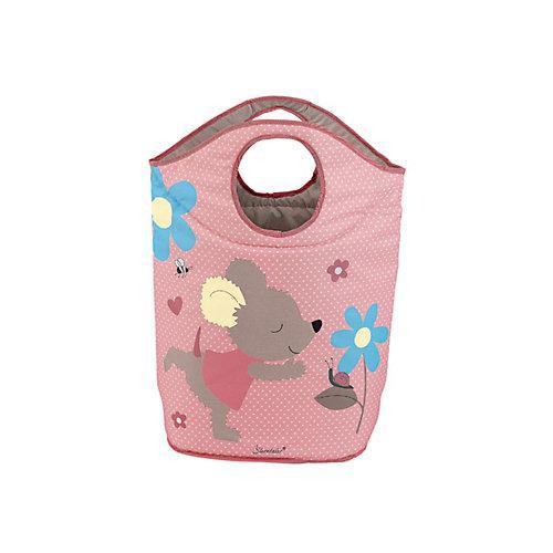 Aufbewahrungskorb 'Mabel' Aufbewahrungsboxen rosa