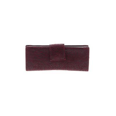 Clutch: Burgundy Bags
