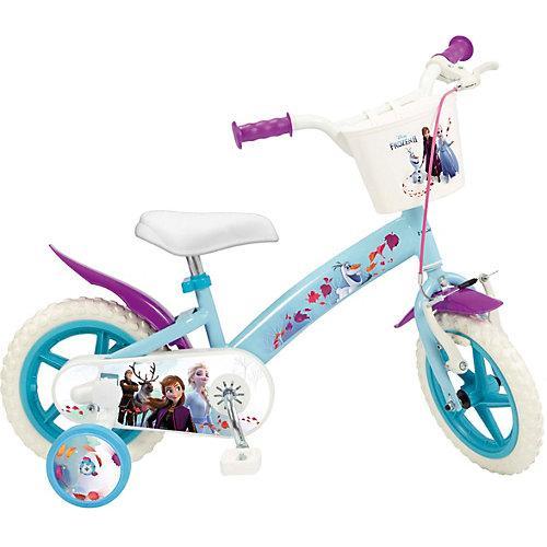 Fahrrad Disney Eiskönigin II 12 Zoll türkis-kombi