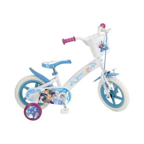 Fahrrad Disney Eiskönigin 12 Zoll türkis