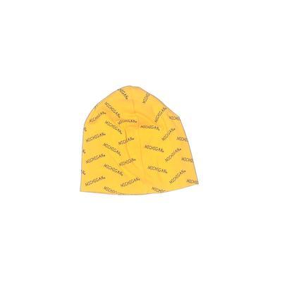 Third Street Beanie Hat: Yellow Accessories