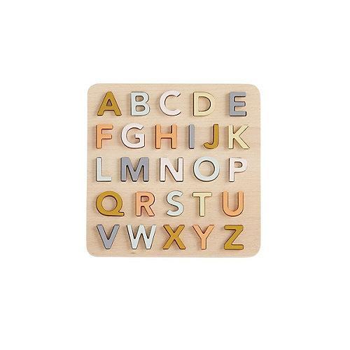 Rahmenpuzzle ABC Rahmenpuzzle