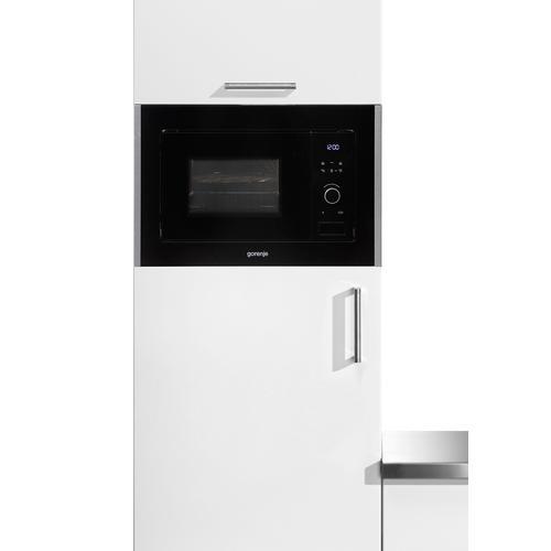 GORENJE Einbau-Mikrowelle BM201A4XG, Mikrowelle-Grill, 1000 W schwarz Mikrowelle SOFORT LIEFERBARE Haushaltsgeräte