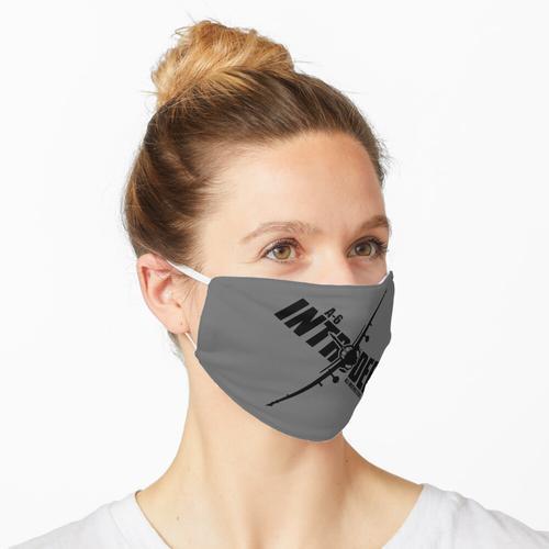 A-6 Hersteller von Intruder-Modellbausätzen Maske