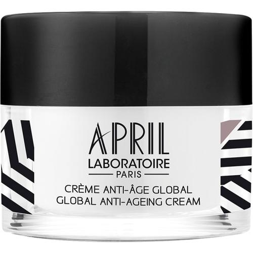 April Paris Crème Anti-âge Global / Global Anti-ageing Cream Pot / Jar 50 ml Gesichtscreme