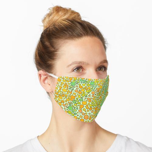 Farbenblindheit Maske