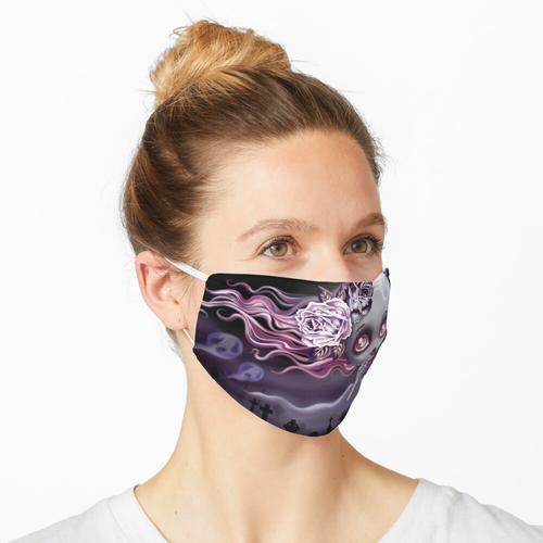 Geisterhafte Luna Maske