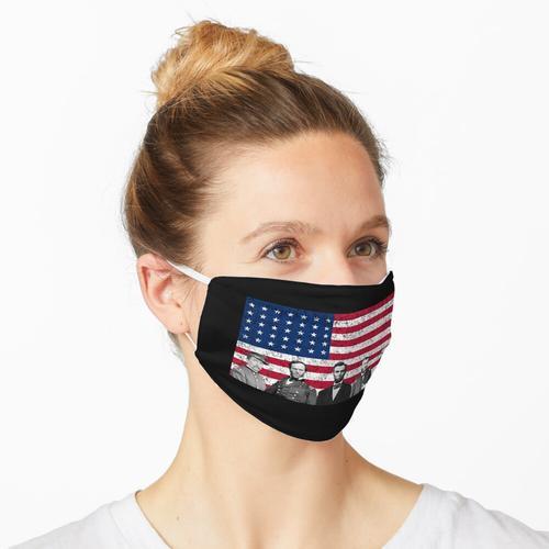 William Tecumseh Sherman Maske