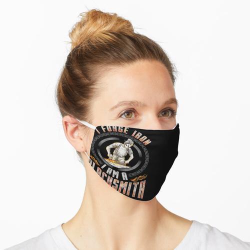Ich schmiede Eisen, ich bin ein Schmied Schmied Maske