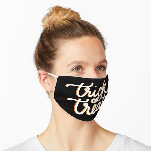 Süßes oder Saures II Maske