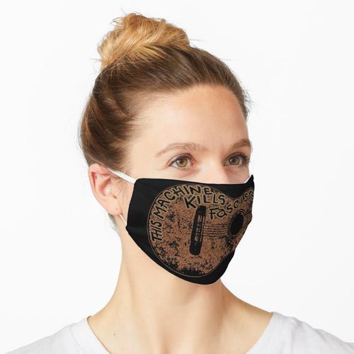 Woodys Maschine Maske