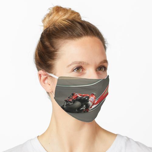 Silverstone Moto GP 2018 Maske