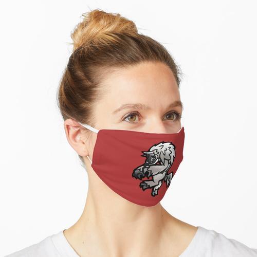 Wolfskin Maske