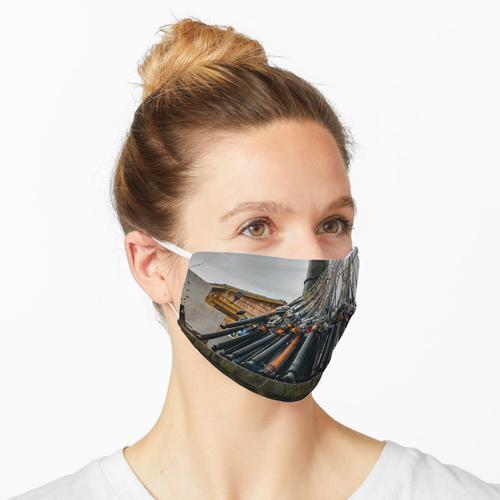 Angelruten Maske