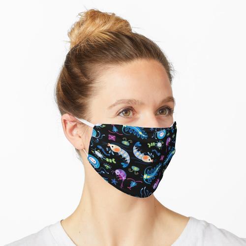 Zooplankton Maske