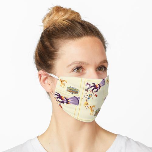 Go Gadget Go Maske