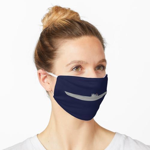 Deutsches U-Boot Maske