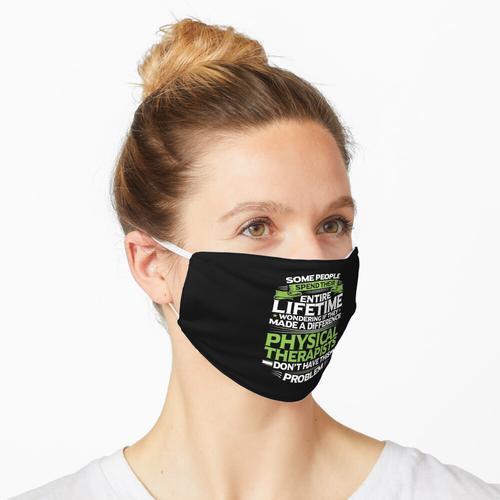 Physiotherapie Physiotherapeut Physiotherapie Maske