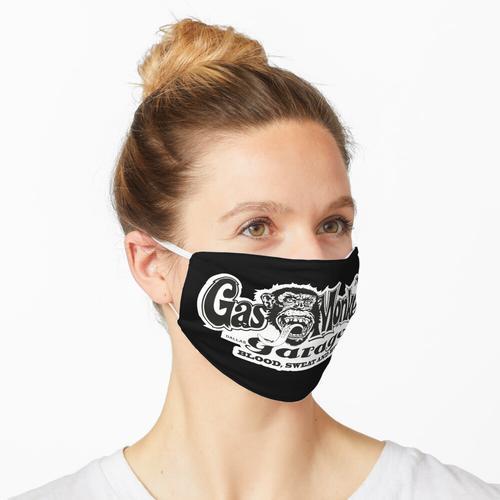 GMG - Schwarzweiss-Fahne Maske