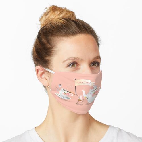 Lass uns alle ins Wohnzimmer gehen Maske