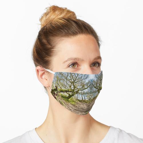 Spiegelbild Maske