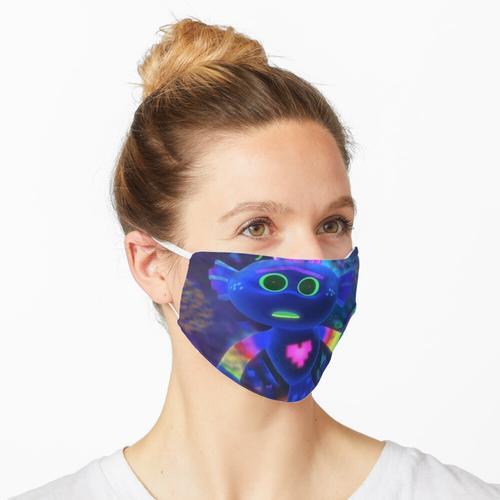 Trollito mit Liebe Maske