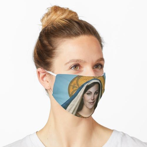 ana milan schauspielerin Maske