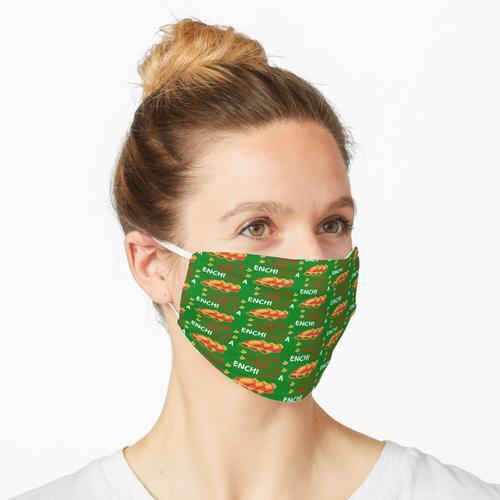 Ich liebe Enchiladas Maske