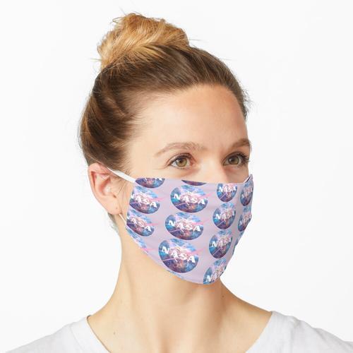 Pastell Interstellar Maske