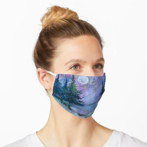 Mondbeleuchtetes PNW Maske