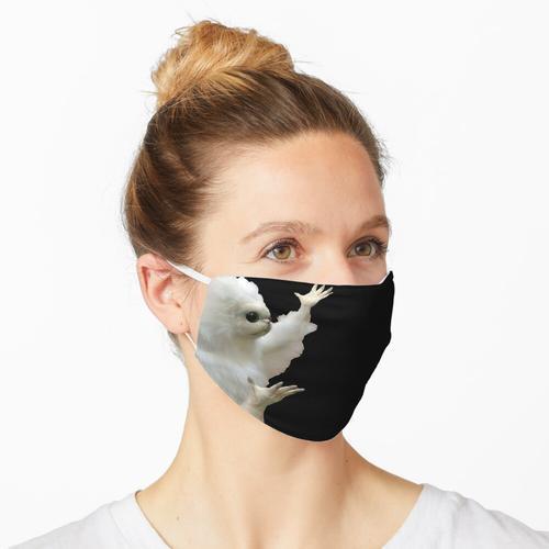 Perserkatze Meme Maske