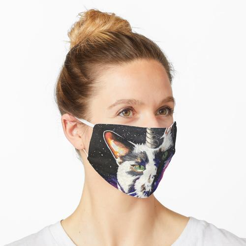 Caticorn Maske