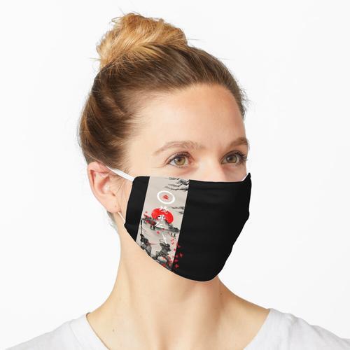 die Mongolen Maske