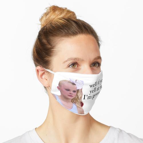 Jojo Tanzmütter Maske