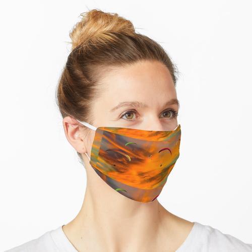 DRAUSSEN Maske