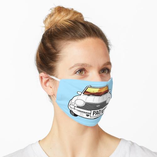 Prähistorisches Pao Maske