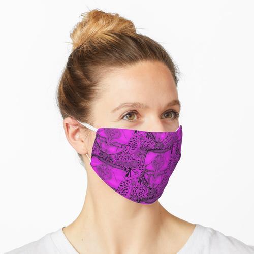 Zyklisch Maske