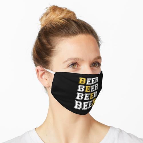 BIER BIER BIER BIER Maske
